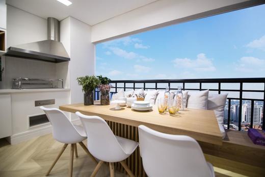 Sacada - Apartamento à venda Rua Carvalho de Freitas,Morumbi, São Paulo - R$ 1.154.917 - II-1850-6773 - 6