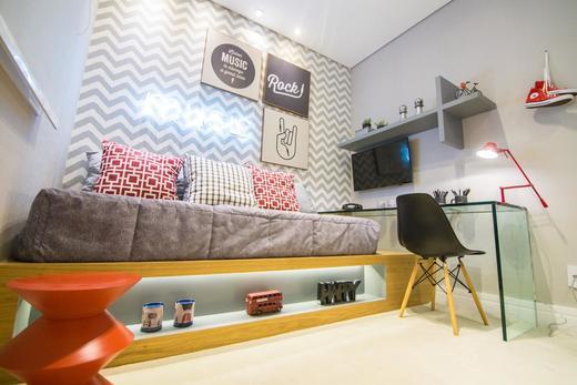 Dorm solteiro - Apartamento à venda Rua Carvalho de Freitas,Morumbi, São Paulo - R$ 1.154.917 - II-1850-6773 - 9