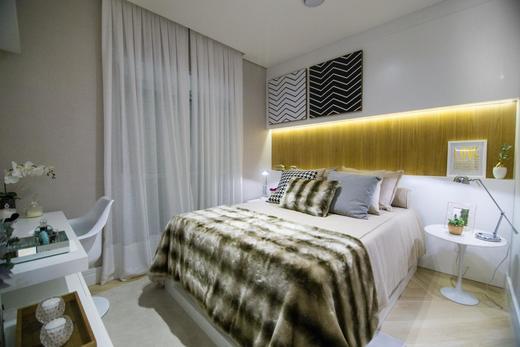 Dorm casal - Apartamento à venda Rua Carvalho de Freitas,Morumbi, São Paulo - R$ 1.154.917 - II-1850-6773 - 10
