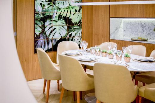 Sala de jantar - Apartamento à venda Rua Carvalho de Freitas,Morumbi, São Paulo - R$ 1.154.917 - II-1850-6773 - 11