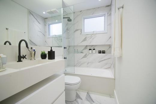 Banheiro - Apartamento à venda Rua Carvalho de Freitas,Morumbi, São Paulo - R$ 1.154.917 - II-1850-6773 - 13