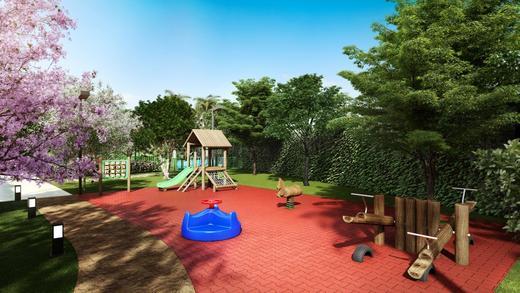 Playground - Apartamento à venda Rua Carvalho de Freitas,Morumbi, São Paulo - R$ 1.154.917 - II-1850-6773 - 18