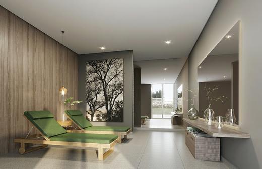 Descanso e sauna - Fachada - Florart - 366 - 11