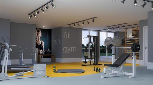 Fitness - Fachada - Kasa Klabin - 62 - 8