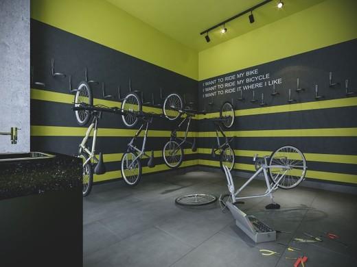 Bicicletario - Fachada - VN Vergueiro - 365 - 11