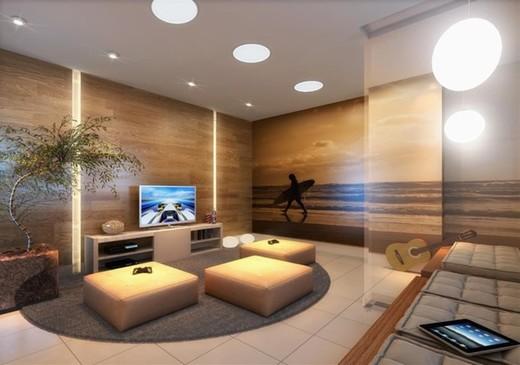 Lounge teen - Fachada - Reserva Morumbi - 367 - 5