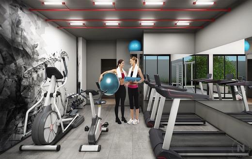 Academia equipada life fitness - Fachada - VN Nova Higienópolis - 369 - 11