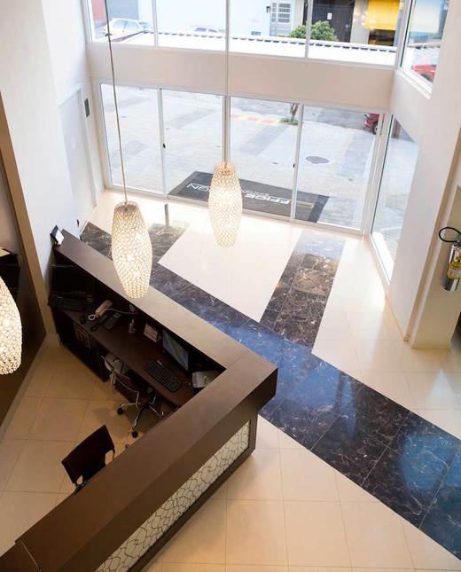 Hall - Fachada - Santana Office Design - 63 - 6