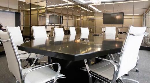 Sala de reuniao - Fachada - Santana Office Design - 63 - 10