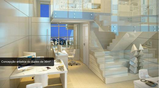 Duplex 36m2 - Fachada - Santana Office Design - 63 - 11
