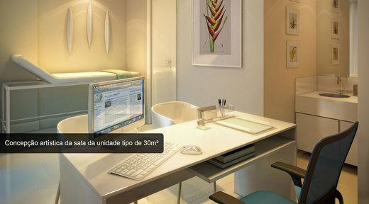 Tipo 30m2 - Fachada - Santana Office Design - 63 - 13