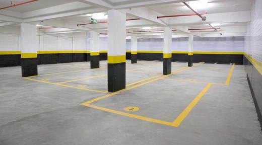 Estacionamento - Fachada - Santana Office Design - 63 - 15