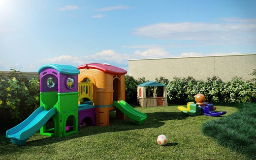Playground - Fachada - Essência Vila Romana - 377 - 10