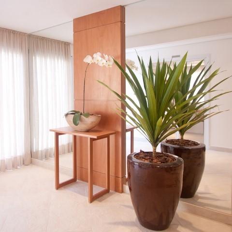Hall - Fachada - Link Residencial Morumbi - 380 - 3
