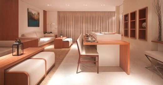 Living - Fachada - Link Residencial Morumbi - 380 - 5