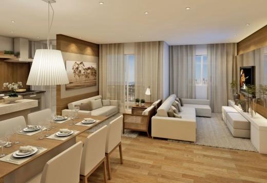 Living - Fachada - Link Residencial Morumbi - 380 - 6