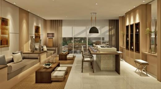 Salao de festas - Fachada - Link Residencial Morumbi - 380 - 8