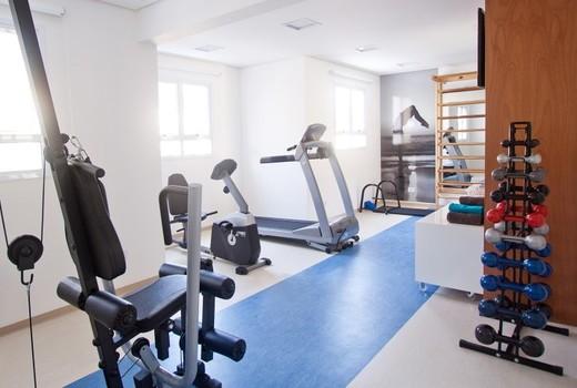 Fitness - Fachada - Link Residencial Morumbi - 380 - 9