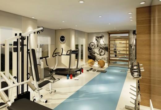 Fitness - Fachada - Link Residencial Morumbi - 380 - 10