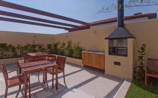 Churrasqueira - Fachada - Link Residencial Morumbi - 380 - 13