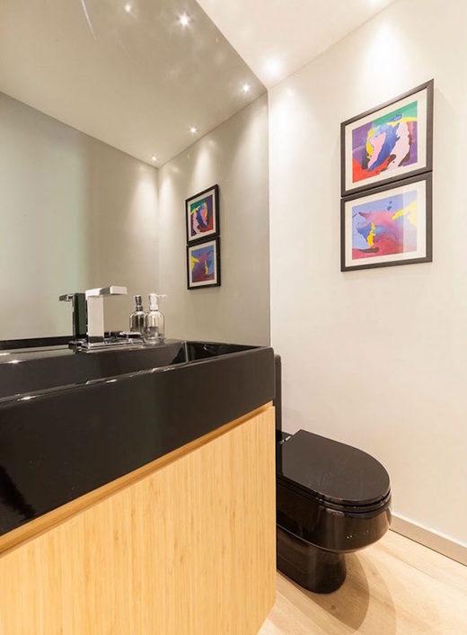 Lavabo - Apartamento à venda Rua Girassol,Vila Madalena, Zona Oeste,São Paulo - R$ 1.180.492 - II-2067-7208 - 8
