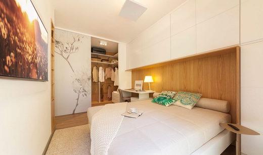 Dorm - Apartamento à venda Rua Girassol,Vila Madalena, Zona Oeste,São Paulo - R$ 1.180.492 - II-2067-7208 - 9
