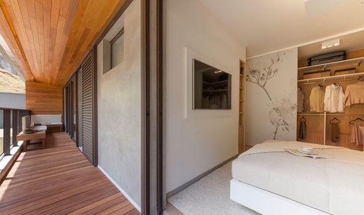 Varanda - Apartamento à venda Rua Girassol,Vila Madalena, Zona Oeste,São Paulo - R$ 1.180.492 - II-2067-7208 - 11