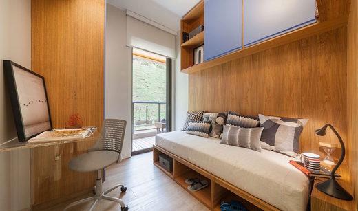 Dorm - Apartamento à venda Rua Girassol,Vila Madalena, Zona Oeste,São Paulo - R$ 1.180.492 - II-2067-7208 - 13