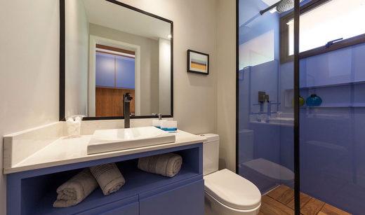 Banheiro - Apartamento à venda Rua Girassol,Vila Madalena, Zona Oeste,São Paulo - R$ 1.180.492 - II-2067-7208 - 14