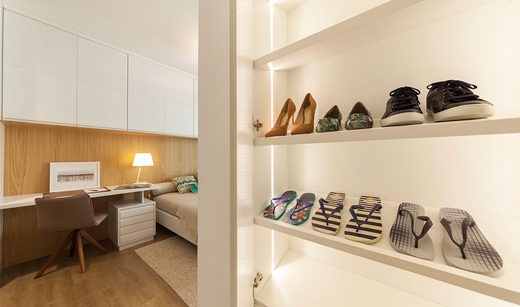 Escritorio - Apartamento à venda Rua Girassol,Vila Madalena, Zona Oeste,São Paulo - R$ 1.180.492 - II-2067-7208 - 15