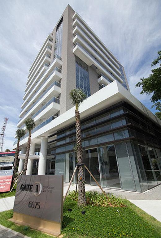 Fachada - Fachada - GATE 1 Corporate & Offices - 384 - 1