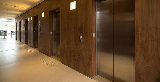 Elevadores - Fachada - GATE 1 Corporate & Offices - 384 - 6