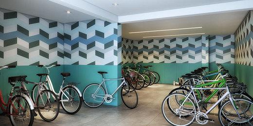 Bicicletario - Fachada - Must Jardim São Paulo - 385 - 9