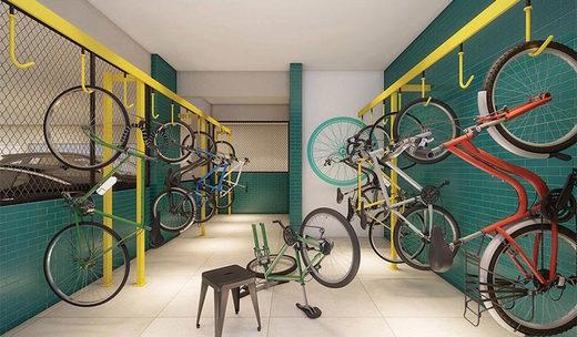 Bicicletario - Fachada - Legittimo Vila Romana - 387 - 6