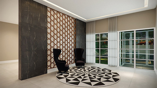 Hall - Fachada - In Design Liberdade - 388 - 3
