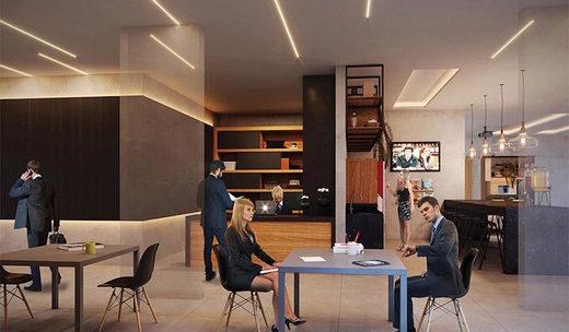 Concierge - Fachada - Z. Cotovia Residencial - 68 - 7