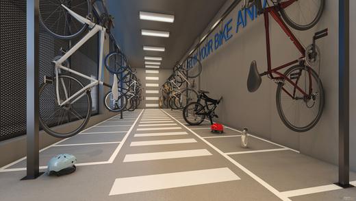 Bicicletario - Fachada - IS Moema - 69 - 13