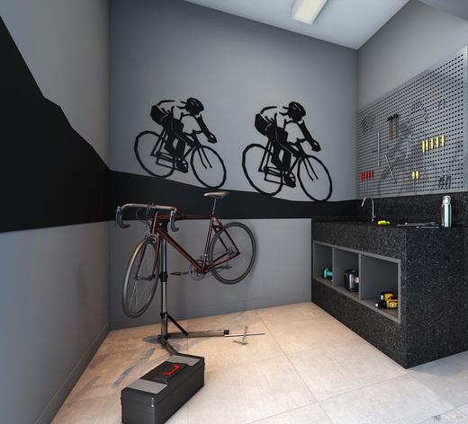 Bicicletario - Fachada - IS Moema - 69 - 14