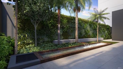 Jardim e estar - Fachada - IS Moema - 69 - 19