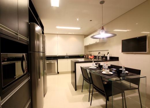 Cozinha - Fachada - DUO Morumbi - 393 - 6