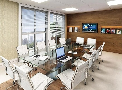 Sala de reuniao - Fachada - NEOCORPORATE Offices - 394 - 8
