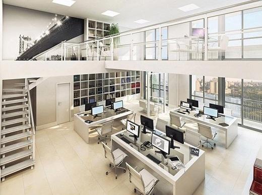 Sala duplex - Fachada - NEOCORPORATE Offices - 394 - 7
