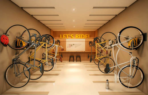 Bicicletario - Fachada - Chez Vous Moema - 73 - 13