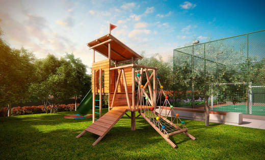 Playground - Fachada - Chez Vous Moema - 73 - 15