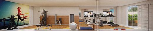Fitness - Fachada - Up Home Vila Mascote - 396 - 8