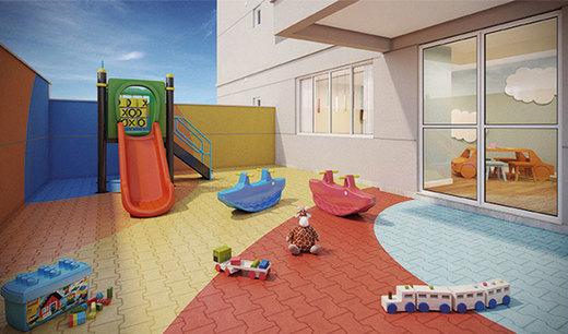 Playground - Fachada - Up Home Vila Mascote - 396 - 11