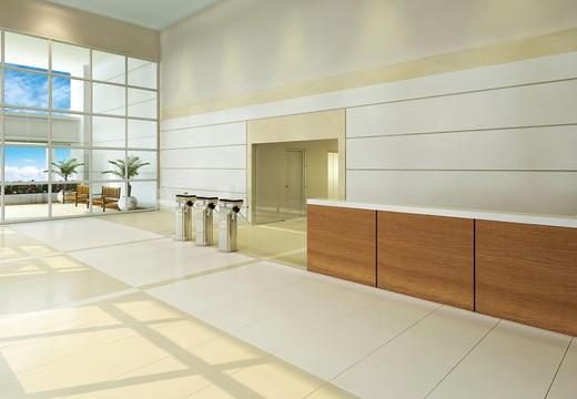 Lobby - Fachada - Supéria Moema Corporate - 74 - 4