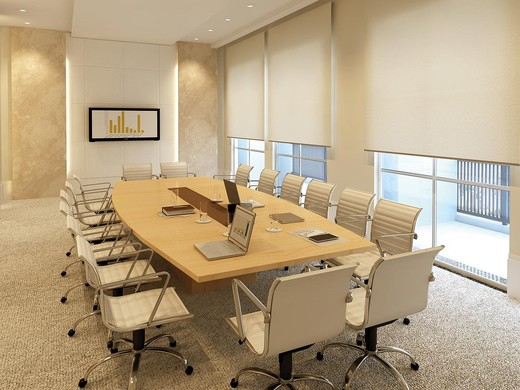 Sala de reuniao - Fachada - Supéria Moema Corporate - 74 - 7