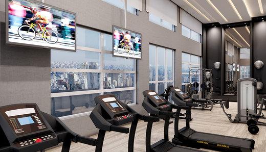 Fitness - Fachada - Brooklin Sky Mark - 398 - 7
