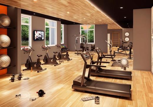 Fitness - Fachada - Horizon Alto da Lapa - 75 - 9